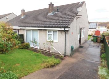 Thumbnail 2 bed bungalow to rent in St. Annes Gardens, Maesycwmmer, Hengoed