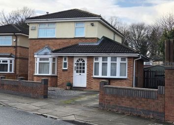 Thumbnail 3 bed detached house to rent in Herdman Close, Liverpool