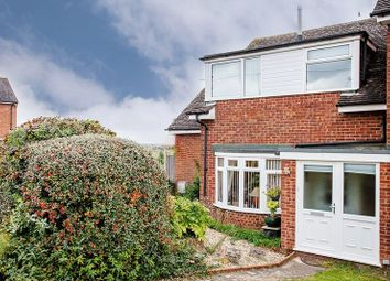 Thumbnail 3 bed terraced house for sale in Vicarage Close, Steeple Claydon
