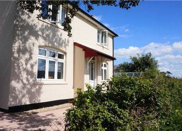 Thumbnail 3 bed property for sale in Lower Marsh, Dunster Minehead