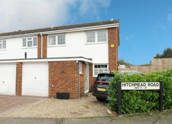 Thumbnail 4 bed end terrace house for sale in Hitchmead Road, Biggleswade