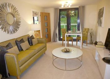 Thumbnail 2 bed flat for sale in Calico Court, Glossop, Glossop