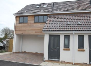 Thumbnail 3 bed semi-detached house for sale in Parnell Road, Clevedon