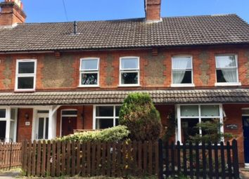 Thumbnail 2 bed terraced house to rent in Horsell Moor, Woking, Surrey