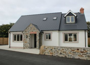 Thumbnail 4 bed detached house for sale in Anchor Drive, St. Davids, Haverfordwest