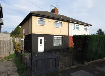 Thumbnail 3 bed semi-detached house for sale in Risby Grove, Hull