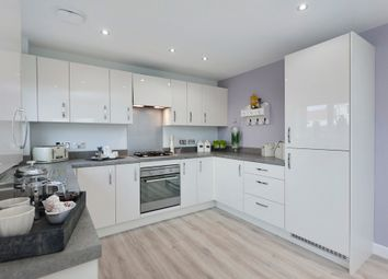 """Thumbnail 3 bedroom property for sale in """"The Coombe"""" at Poplar Avenue, Peterborough"""