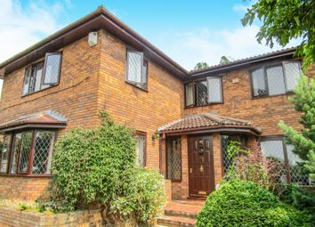 Thumbnail 5 bed detached house for sale in Mill Road, Cottingham, Market Harborough