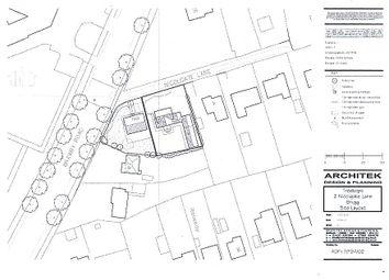 Thumbnail Land for sale in Nicolgate Lane, Brigg
