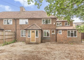 4 bed semi-detached house for sale in Fulmer Road, Gerrards Cross, Buckinghamshire SL9