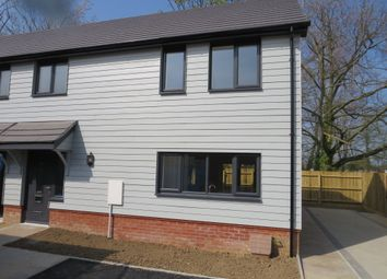 Thumbnail 3 bed end terrace house for sale in Wessex Drive, Norwich Road, Watton