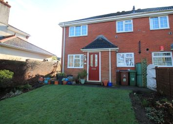 Thumbnail 2 bedroom flat for sale in Romilly Gardens, Plympton, Plymouth
