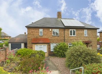 3 bed semi-detached house for sale in Hayles Close, Bestwood, Nottinghamshire NG5