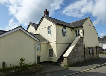Thumbnail 4 bed end terrace house for sale in Trevarrack Noweth, Gulval, Penzance