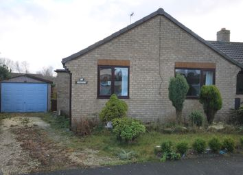 Thumbnail 2 bed semi-detached bungalow for sale in Cecil Road, Hunmanby