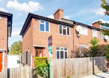 Thumbnail 3 bed end terrace house for sale in Gorse Rise, London