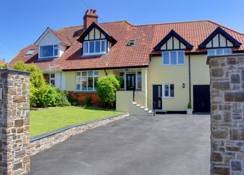 Thumbnail 5 bed semi-detached house for sale in Old Torrington Road, Barnstaple