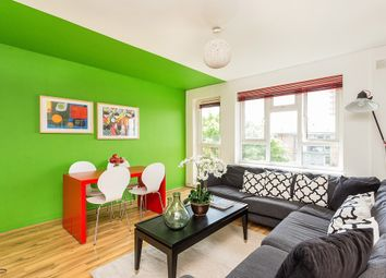 Thumbnail 2 bedroom flat for sale in Solon New Road Estate, London