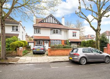 Thumbnail 6 bed detached house for sale in Denbigh Road, Ealing