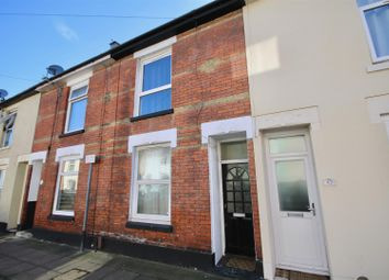 Thumbnail 4 bedroom terraced house for sale in Newcome Road, Portsmouth