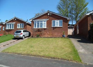 Thumbnail 2 bed bungalow for sale in 19, Bidston Close, Shaw