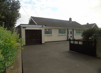 Thumbnail 3 bedroom detached bungalow for sale in Penygarn Road, Penygarn, Pontypool