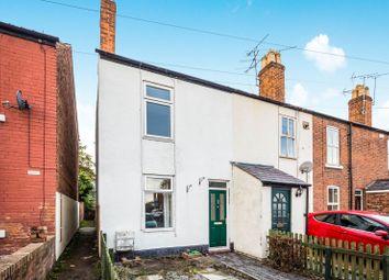 Thumbnail 2 bedroom semi-detached house to rent in Bradford Street, Handbridge, Chester