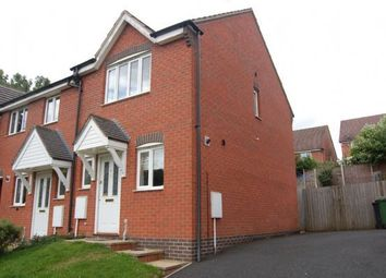 Thumbnail 2 bedroom terraced house to rent in Anselm Court, Telford