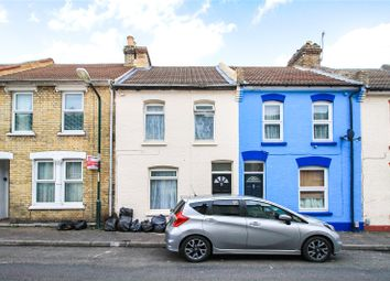 Thumbnail 2 bed terraced house for sale in Salisbury Road, Chatham, Kent
