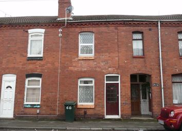 Thumbnail 2 bedroom terraced house to rent in Leicester Causeway, Foleshill, Coventry