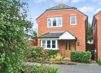 Thumbnail 3 bed detached house for sale in Aintree Close, Horton Heath, Eastleigh