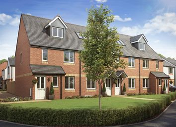 "Thumbnail 4 bed town house for sale in ""The Bothwell "" at Hamilton Road, Larbert"