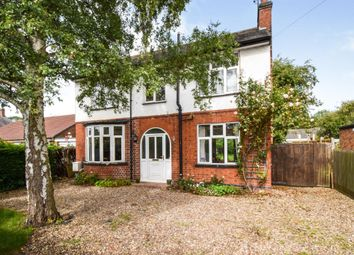 Thumbnail 3 bedroom detached house for sale in Gores Lane, Market Harborough