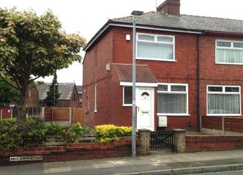 Thumbnail 2 bed end terrace house to rent in Mulgrave Street, Swinton, Manchester
