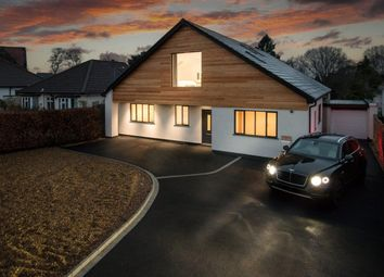 Thumbnail 5 bed detached house for sale in Parkgate Road, Parkgate, Neston