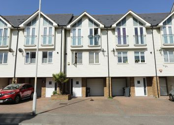 Thumbnail 3 bed terraced house for sale in Kings Mews, Margate