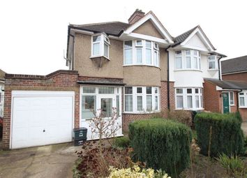 Thumbnail 3 bed semi-detached house to rent in Rochester Way, Croxley Green, Rickmansworth, Hertfordshire