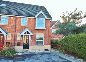 Thumbnail 3 bed semi-detached house for sale in Skylark Court, Southsea