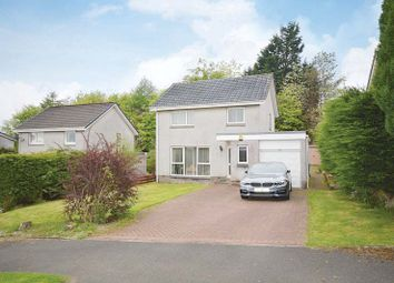 Thumbnail 3 bed detached house for sale in Lochranza Drive, Helensburgh