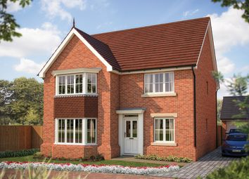"Thumbnail 5 bed detached house for sale in ""The Dorchester"" at Ribbans Park Road, Ipswich"
