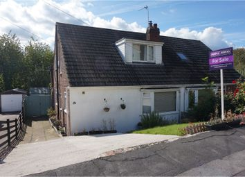 Thumbnail 3 bed semi-detached house for sale in Newlay Wood Crescent, Leeds