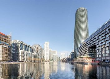 Thumbnail 2 bed flat for sale in Baltimore Apartments, Canary Wharf, London