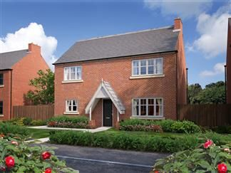 Thumbnail 4 bedroom detached house for sale in Stannington Park, Off Green Lane, Stannington
