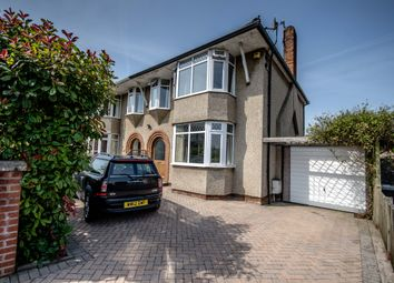 Thumbnail 3 bed semi-detached house for sale in Oakdale Road, Bristol
