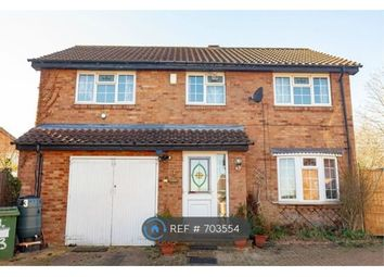 Thumbnail 4 bed detached house to rent in Byward Close, Neath Hill, Milton Keynes
