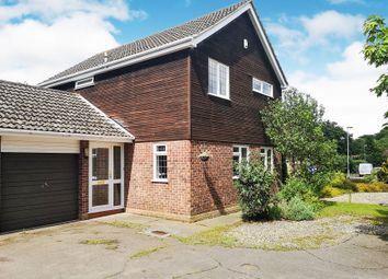 Thumbnail 4 bedroom detached house for sale in The Ridings, Cringleford, Norwich