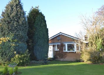 Thumbnail 2 bedroom detached bungalow for sale in Spencer Close, Alsager, Stoke-On-Trent