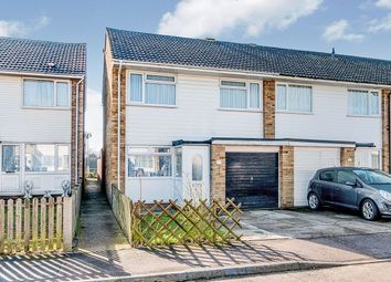 3 bed semi-detached house for sale in Telham Avenue, Ramsgate CT12