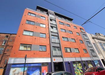 Thumbnail 1 bed flat for sale in Union Street, Oldham