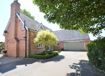 Thumbnail 4 bed detached house for sale in Baileys Croft, Willoughby On The Wolds, Leicestershire